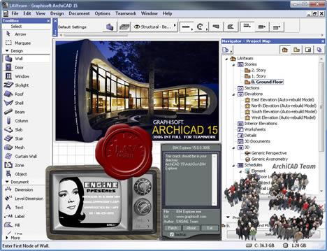 GraphiSoft ArchiCAD 15 Mejor Precio