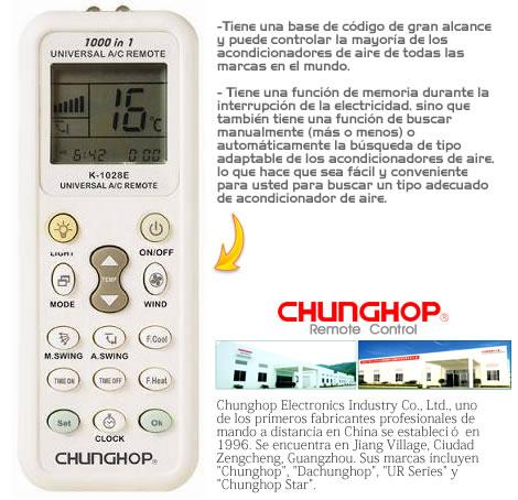 k-1028e universal a c remote 1000 in 1 manual pdf