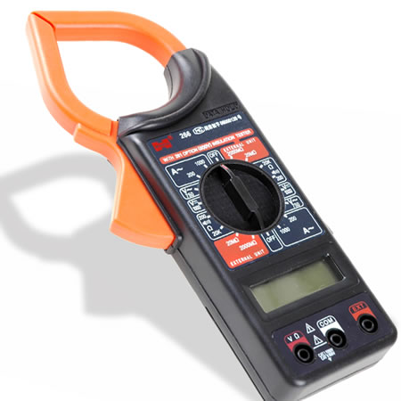 clamp meter DT/DM 266.
