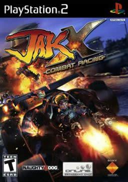JACK X COMBAT RACING (1 DVD)
